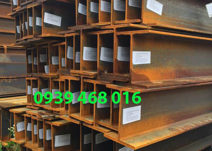 Thép hình h350 x 175 x 7 x 11 x 12000 mm