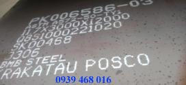 Giá thép tấm astm a572