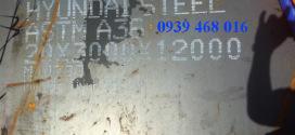 Giá thép tấm astm a36